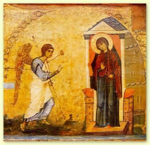 Feast of the Annunciation www.skete.com