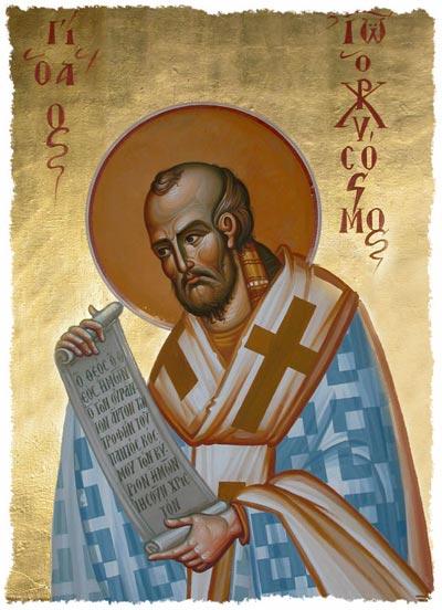 Saint Jean Chrysostome dans images sacrée saint_john_chrysostom
