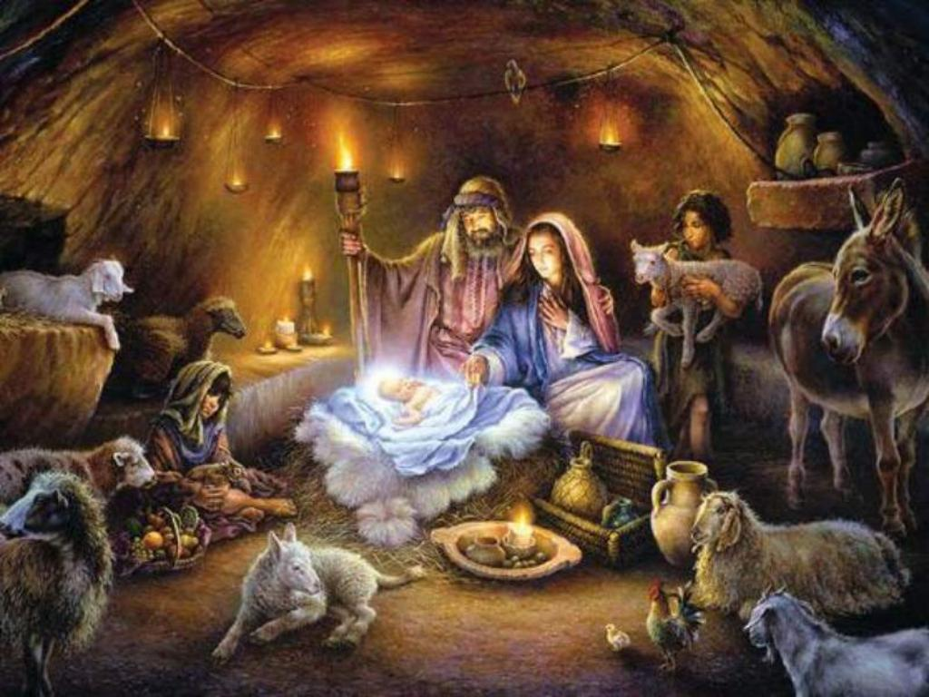 Nativity Scenes Here, There, Everywhere – A Sermon for Christmas Eve