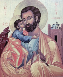 Icon of St. Joseph