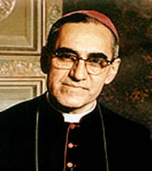 Photograph of Oscar Romero