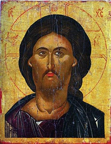 Icon of the Pantocrator, Ruler of All (source)