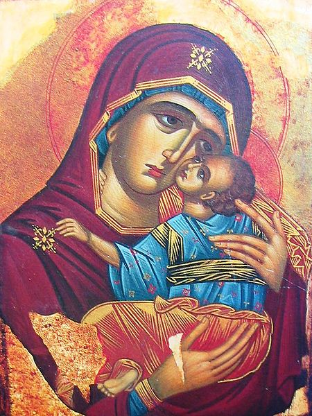 Icon of the Theotokos