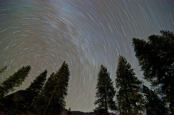 Photograph ofYosemite Night Sky