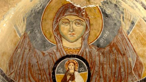 Theotokos of the Sign (source)