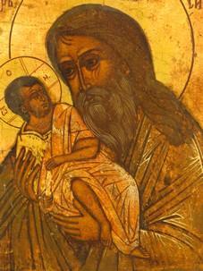 Icon of St. Simeon