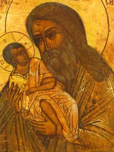 Icon of St. Simeon