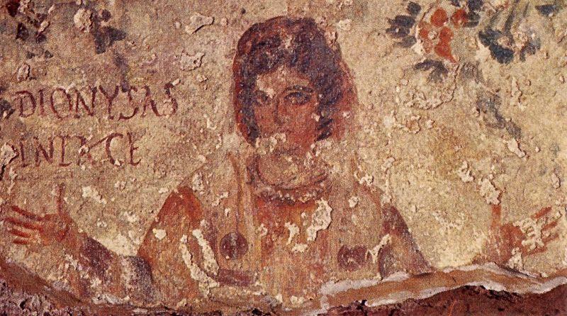 Prayer, Archimandrite Zacharias, Catacomb of Calixtus