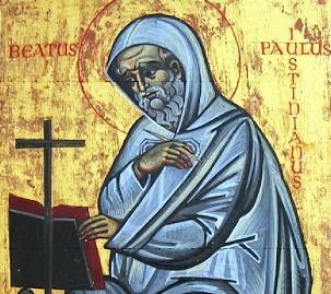 Blessed Paul Giustiniani, Sin, Grace, Forgiveness, Psalm 145:14, Dom Jean Leclerq