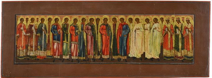 Synaxis of Angels, Angels, Archangels, Jacob's Ladder, Genesis 28:10-17, St Michael and All Angels,