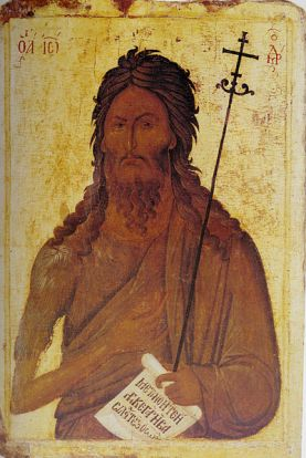 Mark 1:1-8, Sermon, Wilderness, Season of Advent, Advent 2B, John the Baptist,