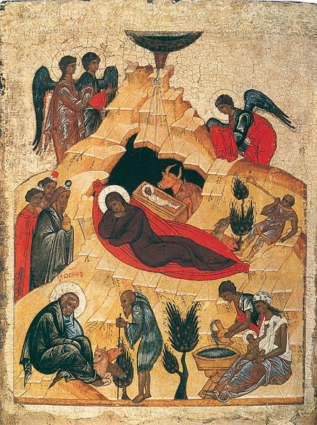 Christmas, St. Ambrose, Nativity of Jesus