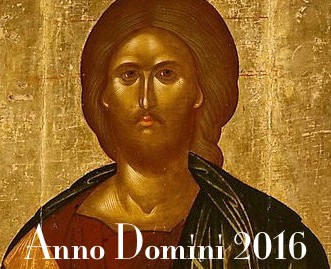 Anno Domini 2016, New Year, Prayer, Holy Name