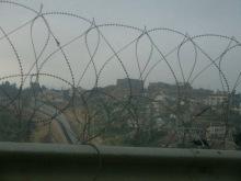 Politics, Sermon, Luke 4:21-30, Politics of Jesus, Epiphany 4C, Borders, Israeli-West Bank Barrier