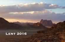 Lent, Ash Wednesday, Matthew 6:16 16-21, Mary Oliver, Reflection, Desert