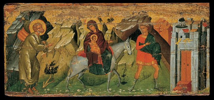 Flight to Egypt, Christmas 2C, Sermon, Matthew 2:13-23, Refugees, Herod,