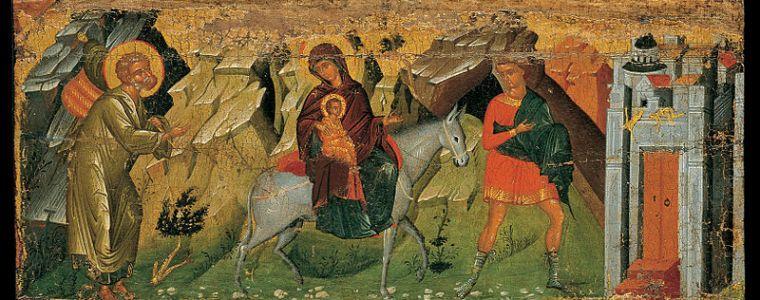 Flight to Egypt, Christmas 2C, Sermon, Matthew 2:13-23, Refugees, Herod,