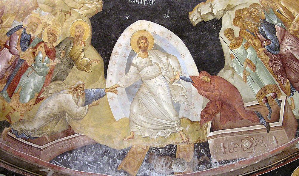 Death, Harrowing of Hell, Descent into Hell, Holy Saturday, Matthew 27:57-66, Job 14:1-14, Sermon, Resurrection