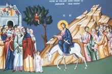 Sermon, Palm Sunday, Holy Week, Triumphal Entry, Tears, Weeping, Luke 19:28-40, Luke 19:41-46