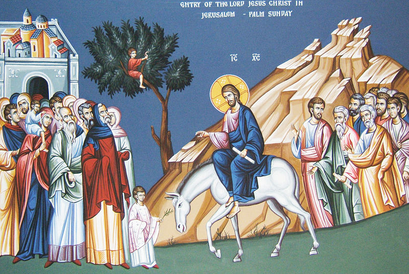 Sermon, Palm Sunday, Holy Week, Triumphal Entry, Tears, Weeping, Luke 19:28-40, Luke 19:41-46