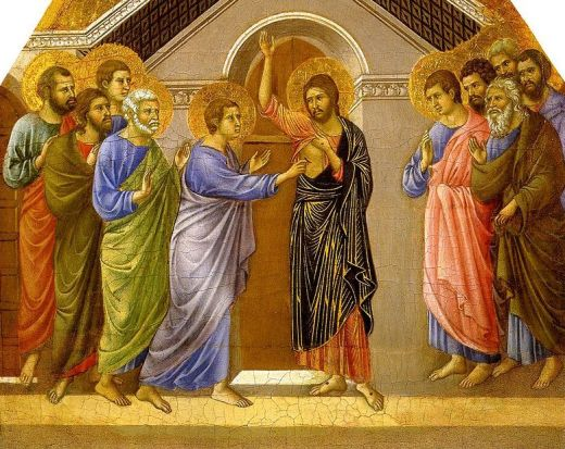 Sermon, Resurrection, Easter, Believing, John 20:19-31