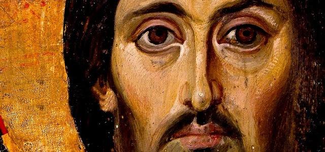 Sermon, John 17:20-26, Easter 7C, Resurrection, Opposites, St. Catherine Pantocrator