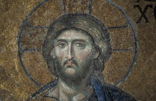 Incarnation, John 1:1-14, Luke 2:1-20, Christmas, Christmas Day, Hagia Sophia, Christ