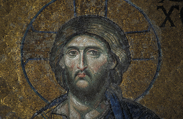 Incarnation, John 1:1-14, Luke 2:1-20, Christmas, Christmas Day, Hagia Sophia, Christ