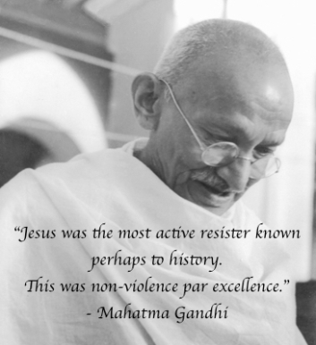 Mahatma Gandhi, Dorothy Day, Martin Luther King Jr, Donald Trump, John Dear, Nonviolence, Social Justice, Politics, Justice, Injustice,
