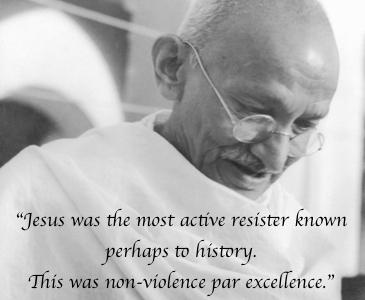 Mahatma Gandhi, Dorothy Day, Martin Luther King Jr, Donald Trump, John Dear, Nonviolence, Social Justice, Politics, Justice, Injustice,