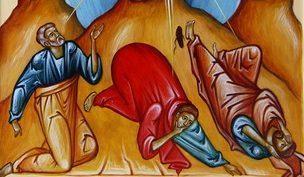 Transfiguration, Change, Matthew 17:1-9, Sermon, Last Sunday after the Epiphany