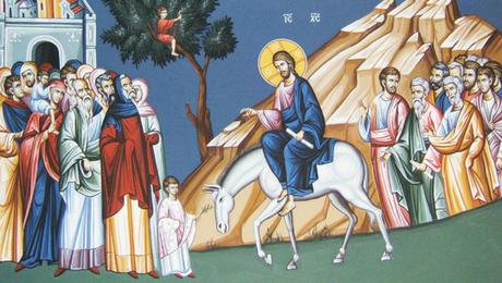 Matthew 21:1-11. Zechariah 9:9-10, Jerusalem, Palm Sunday, Triumphal Entry into Jerusalem, Power, Violence, Life