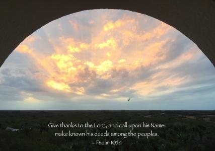 Thanksgiving, Eucharist, Gratitude,