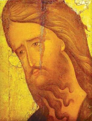 John the Baptist, Sermon, Advent 3B, John 1:6-8 19-28, Isaiah 61:1-4 8-11, Presence, Messiah