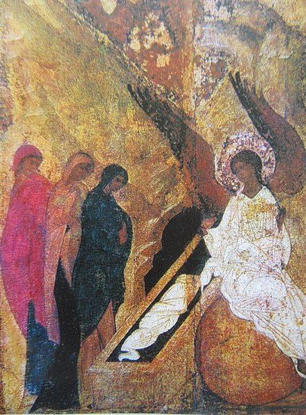 Resurrection, Resurrection of Jesus, Empty Tomb, Easter, Mark 16:1-8, Sermon