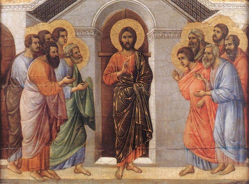 Easter 2, John 20:19-31, Resurrection