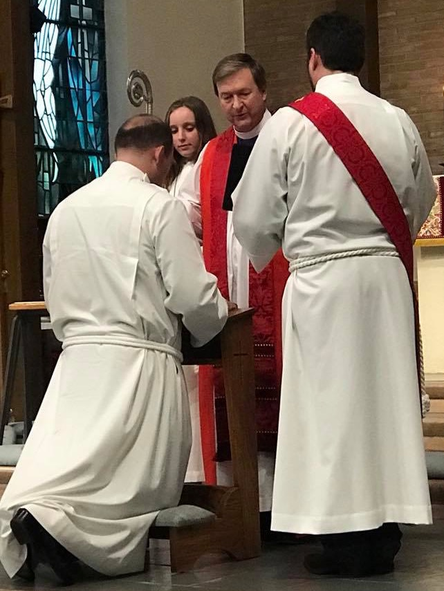 Sermon, Ordination, Deacon, Ministry, Acts 20:17-28