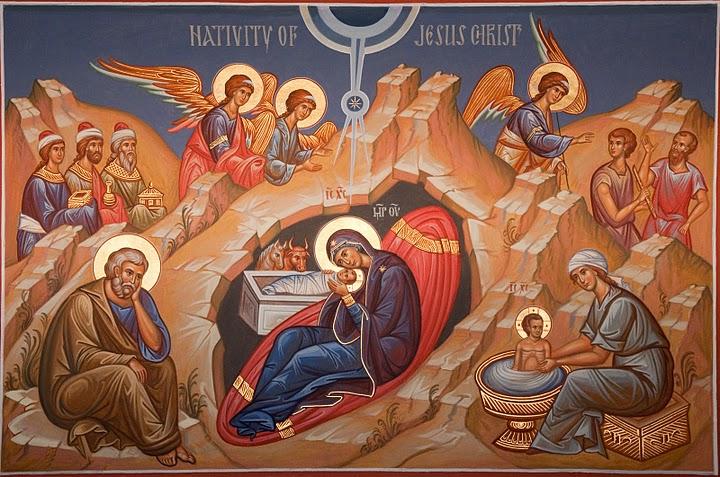 Christmas Proclamation, Christmas, Liturgy, Nativity of Jesus