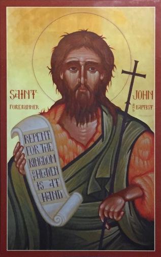 Advent, Advent 2C, Sermon, Repentance, Luke 3:1-6, Future