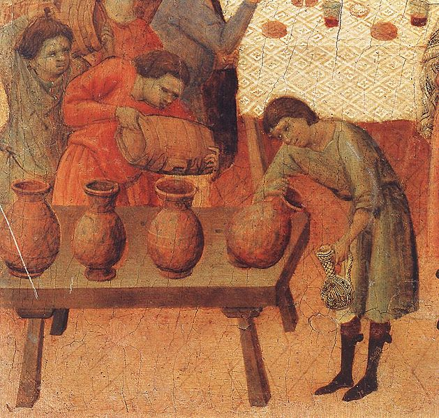 Sermon, Epiphany 2C, John 2:1-11, Faith, Hope, Miracle, Transformation, Wedding at Cana