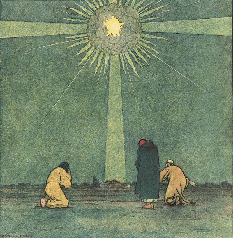 Easter, Epiphany, Epiphany Proclamation,
