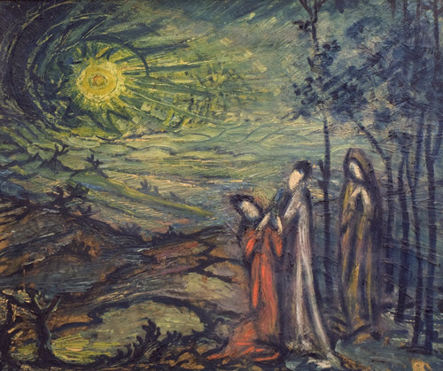 Epiphany, Feast of the Epiphany, Matthew 2:1-12, Sermon, Star of Bethlehem