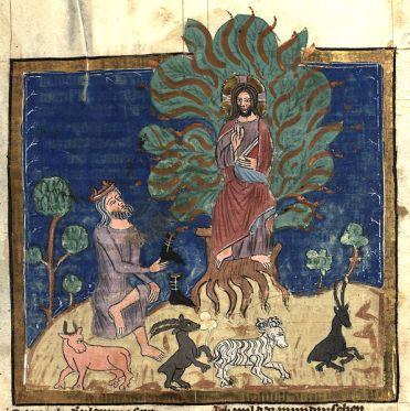 Lent 3C, Sermon, Luke 3:1-15, Exodus 3:1-15, Future, John Caputo