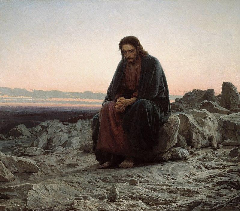 Sermon, Lent, Lent 1C, Temptation, Choices, Wilderness, Luke 4:1-13, Luke 3:21-22, Baptism of Jesus,