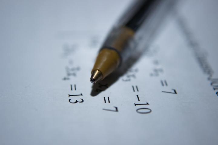 Matthew 16:13-20, Sermon, Proper 16A, Pen and Math Problems