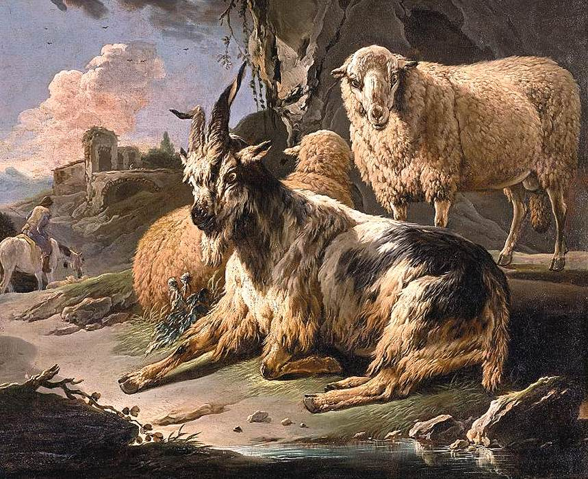 The Great Judgment, Matthew 25:31-46, Sermon, Christ the King Sunday, Sheep and Goats,