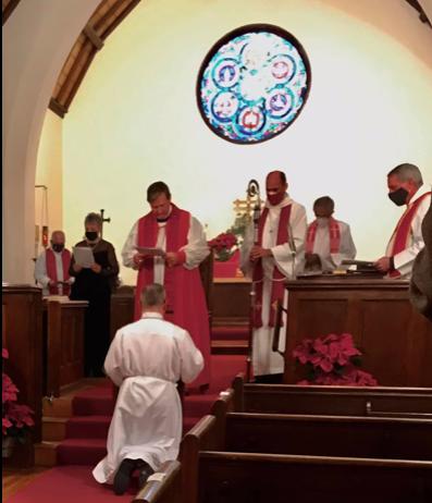 Priest, Ordination, Sermon, Isaiah 6:1-8