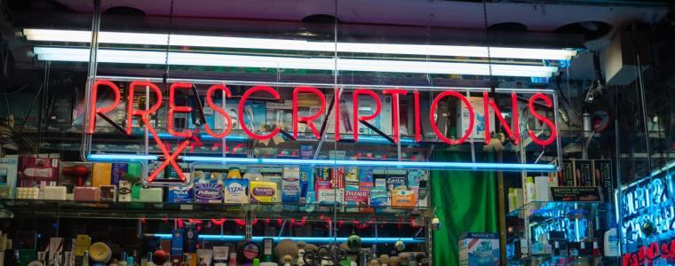 Prescriptions, Pharmacy, Rx